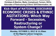 Radical Activists Enter Nigeria's Restructuring Debate, Heightens Ideological Polarity