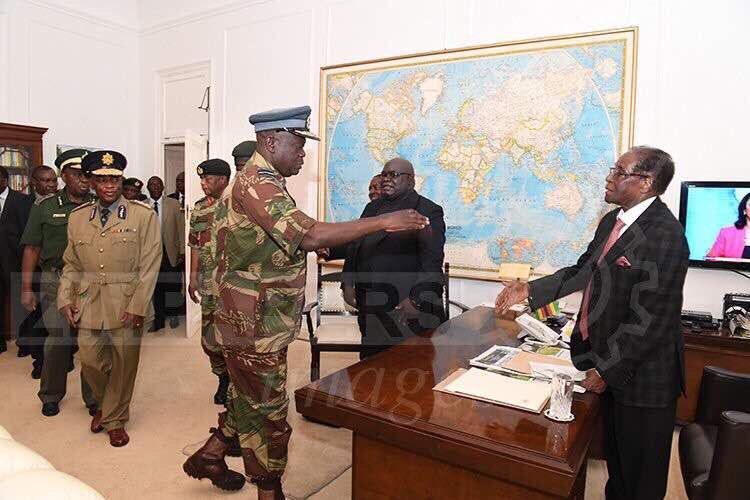 President Mnangagwa: Explosive Account of the Making of New Zimbabwean Leader