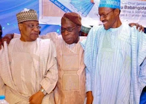 Kingibe Divides IBB, Buhari, OBJ and Atiku, Widens 2019 Power Struggle