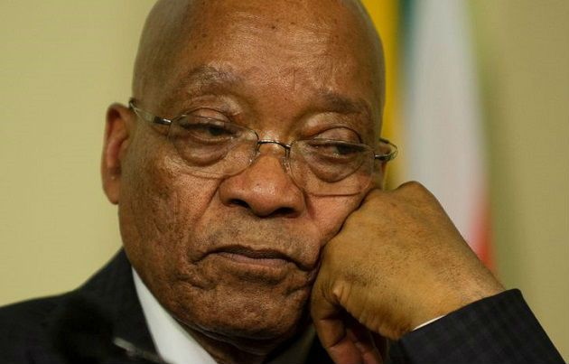 News Flash from South Africa: 12 Midnight Deadline for President Zuma