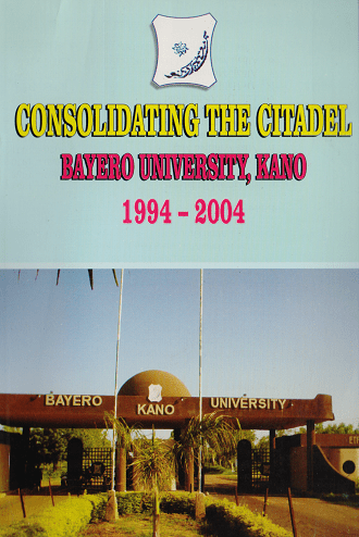 The Bayero University, Kano Moment?