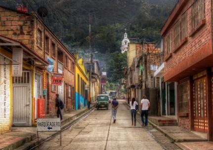 Foto Pedro Szekely. Cartagena de indias
