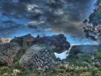 Foto David Peña. Moyas cerros orientales.