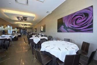 Hotel Klima Milán restaurante