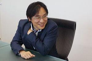 株式会社 アバージェンス ディレクター葛西幸充氏