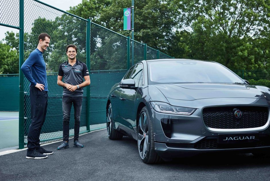 NELSON PIQUET AND ANDY MURRAY