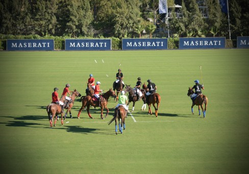 Polo Match @ 47 International Polo Tournament Sotogrande (2)