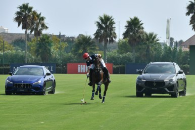 Malcolm Borwick & Maserati MY19 Range @ 47 International Polo Tournament in Sotogrande (2)