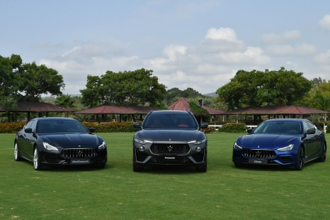 Maserati MY19 Range 47 International Polo Tournament