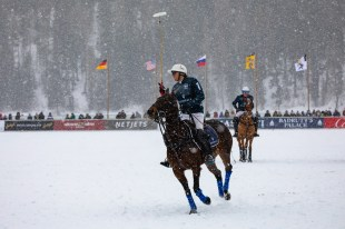 Final - Snow Polo World Cup St. Moritz - 2019