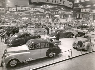 Oct 1953 The Autocar Earls Court motor show