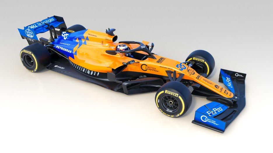 MCL34 3Q Branded -LAUNCH LIVERY 14 FEB 2019