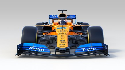 MCL34 Front Low_Branded_LAUNCH LIVERY 14 FEB 2019