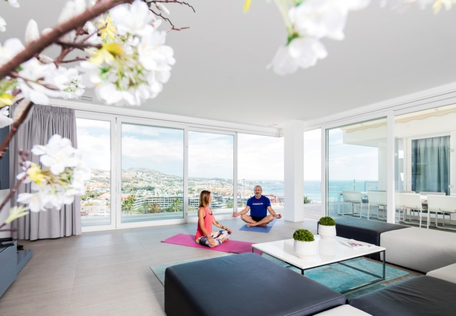 Services - Yoga Session in-suite