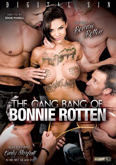 Gangbang of Bonnie Rotten