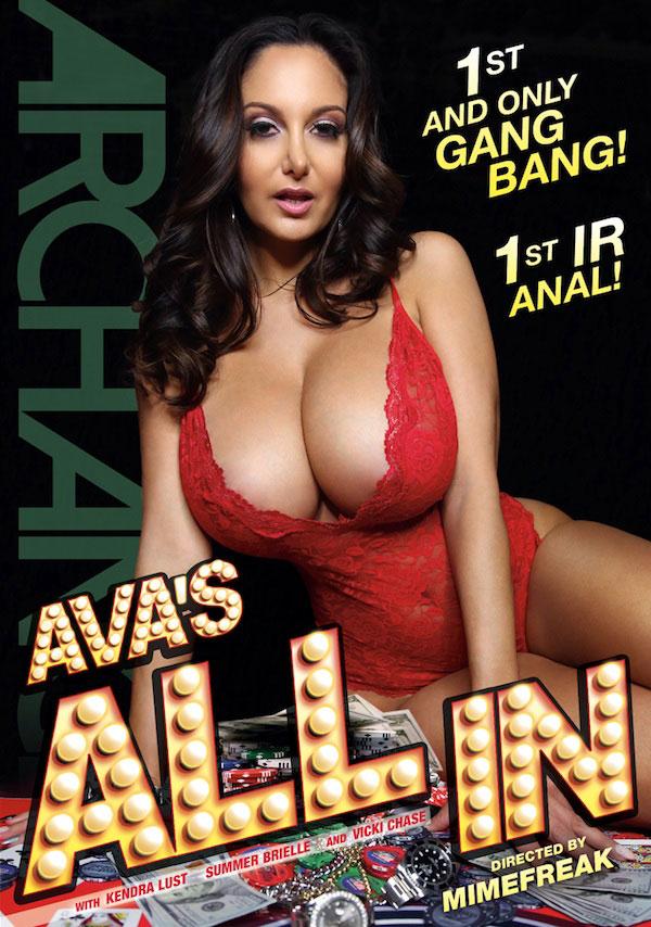 Ava addams all in