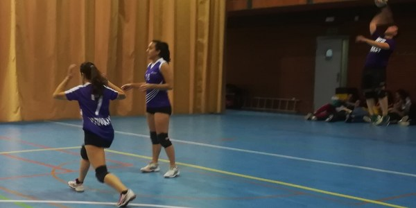 "INTERVOLEY ""A""- CV Fuenlabrada B"