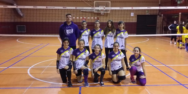 Segunda victoria consecutiva INTERVOLEY EL ÁLAMO.