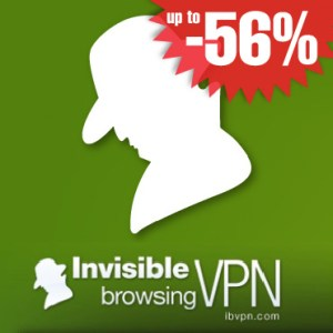 ibVPN deal discount coupon free offer