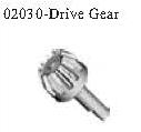 02030 - Driven gear 7