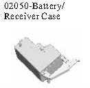 02050 - Receiver's shell*1 3