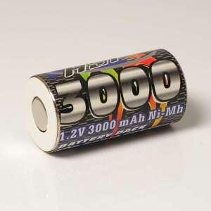 1,2V 3000mAh sub C celle 2