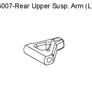 05007 - Rear Upper Suspension Arm (Left) 7