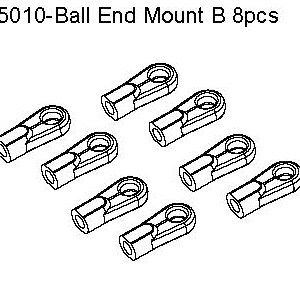 05010 - Ball End Mount B 10