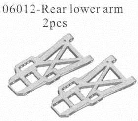 06012 - Rear lower arm*2pcs 4