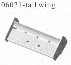 06021 - Tail wing 3