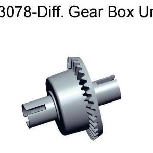 11255/103078 - Diff. box unit 1stk 4
