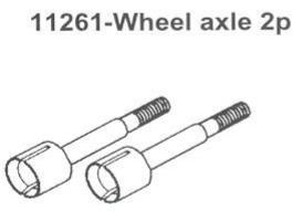 11261 - WHEEL AXLE 4