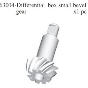 163004 - Differential box small bevel gear 1