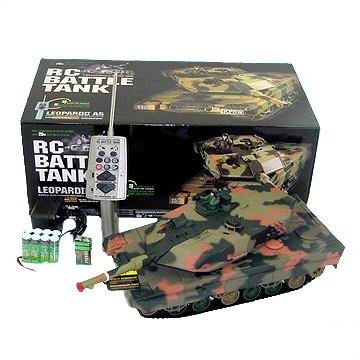RC Tank LeopardII A5 1