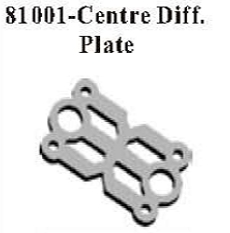 81001 - Middle diff. Plate 2