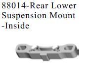 88014 - Rear Lower Suspension Mount -Intside 3
