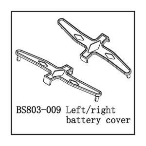 BS803-009 - Left/Right Battery Strap 2pcs 5