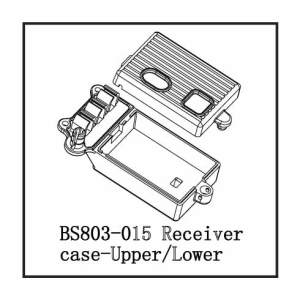 BS803-015 - Receiver Case Top and Bottom 9