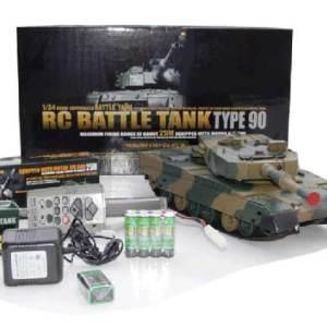 RC tank Type 90 4
