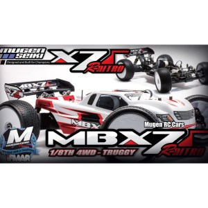 Mugen Seiki MBX-7TR