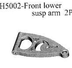 RH5002 - Front lower susp. Arm 2p 2