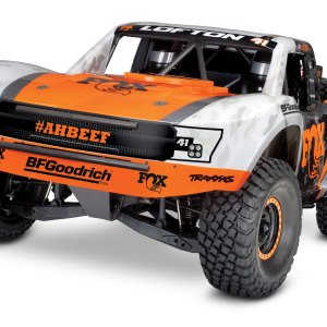 Traxxas Unlimited Desert Racer 4WD TQi TSM 7