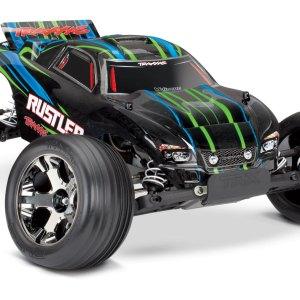 Rustler VXL 2WD RTR TQi TSM 3