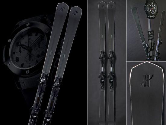 hublot-all-black-ski
