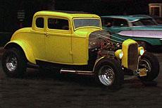 American Graffiti - Ford Coupe