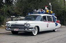 Ghostbusters Cadillac 1959