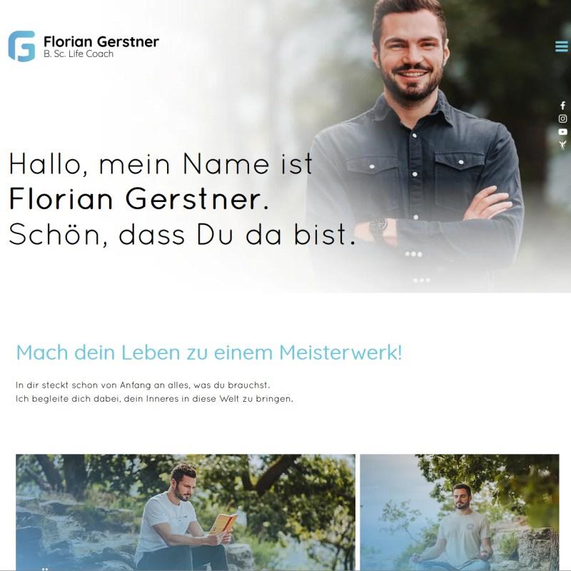 Partnerseite FlorianGerstner.de