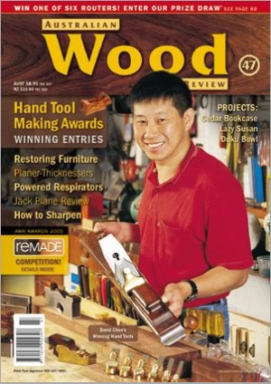 Australian Wood Review Back Issue 47