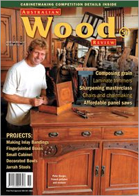 Australian Wood Review Back Issue 51