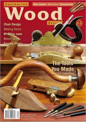 Australian Wood Review Back Issue 63